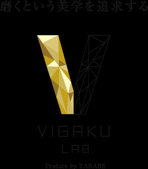 磨くという美学を追求する-VIGAKU LAB.-